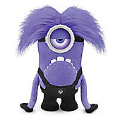Despicable Me 2 - Purple Minion Soft Toy