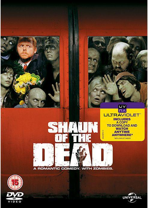 Shaun Of The Dead - Uv Blu-Ray