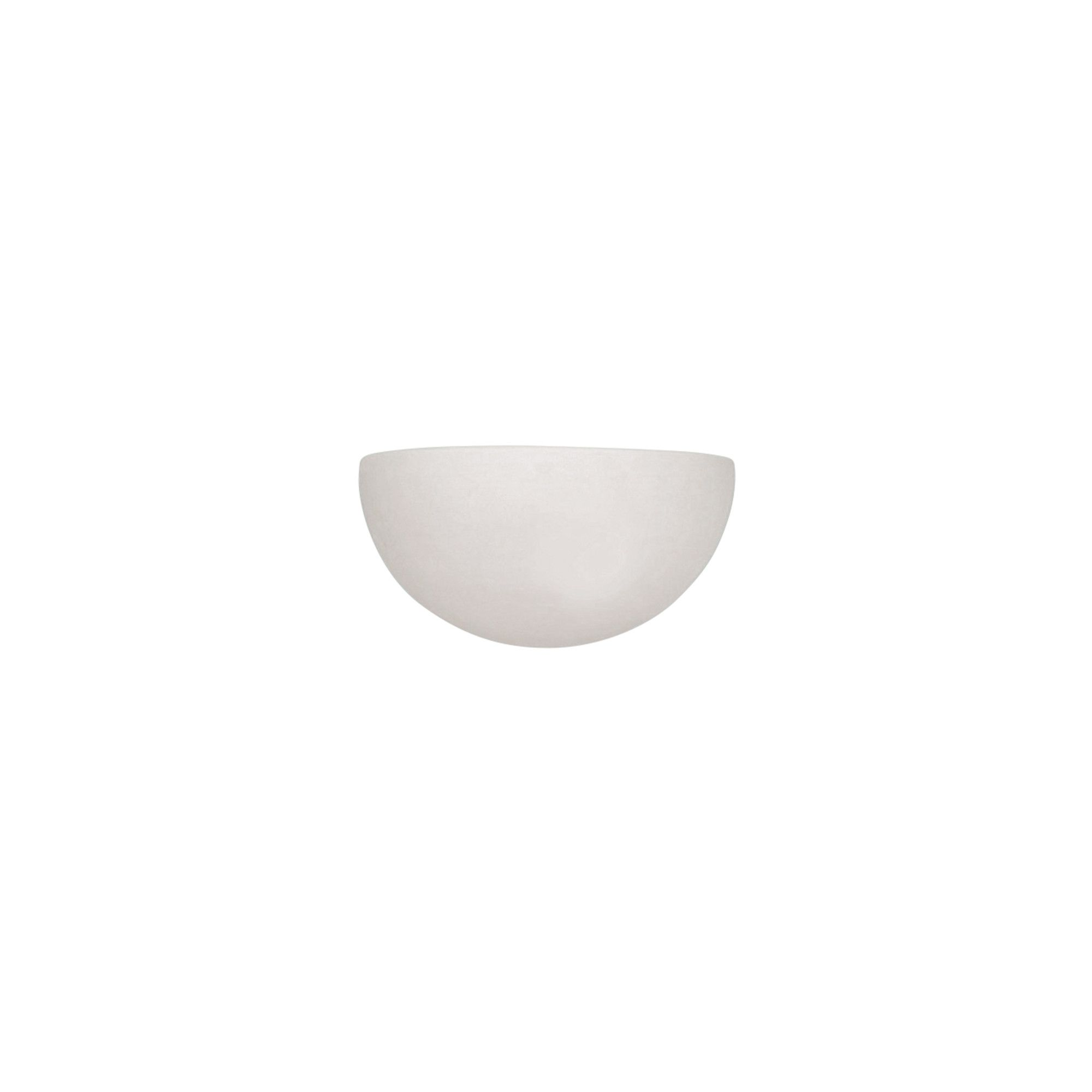 Endon Lighting Wall Light In Natural Unglazed