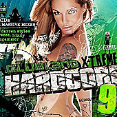 Clubland X-Treme Hardcore 9 (3Cd)