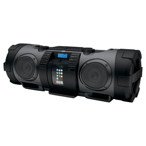 JVC  RV-NB52B Boombox Black