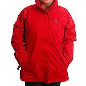 Trespass Ladies Nana 3in1 Waterproof Jacket - Pink