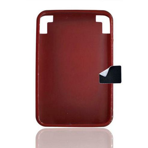 Amazon Kindle 3 U-Bop gSHELL Tough All-Body Case and StampWIPE Smoke, Red