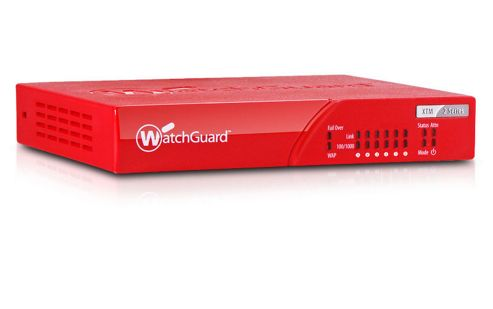 WatchGuard XTM 22 Firewall/VPN Appliance And 3 Year Security Bundle