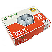 Lake Balls - Titleist NXT Tour Golf Balls 12 Ball Box