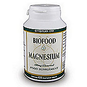 Cytoplan Biofood Magnesium 120 Tablets