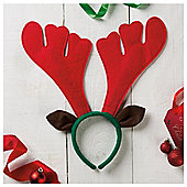 Tesco Antler Christmas Headband