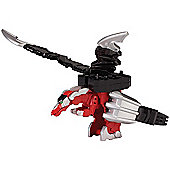 Power Rangers Super Megaforce Zord Vehicle With Figure - Mystic Force Dragon