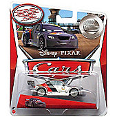 Disney Cars Metallic Finish Series - Max Schnell Vehicle