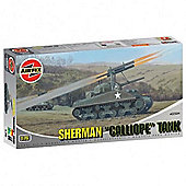 "Sherman ""Calliope"" Tank (A02334) 1:76"