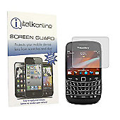 S-Protect LCD Screen Protector & Cleaning Cloth - BlackBerry 9900 Bold Touch
