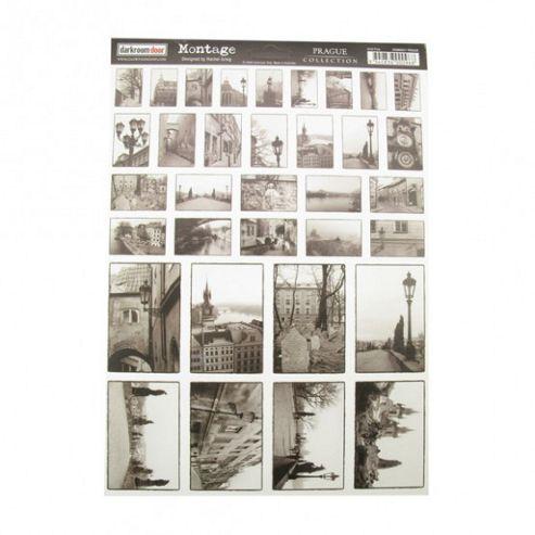 Prague Montage Card
