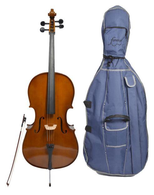 Forenza Prima 2 Cello Outfit - 1/4 Size
