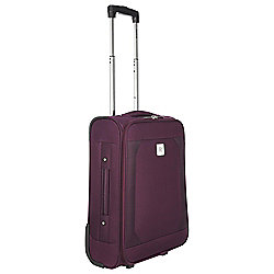 Revelation by Antler Theo 2-Wheel Suitcase, Aubergine Small