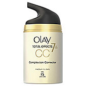 Olay Total Effects Cc Cream Medium To Dark 50Ml