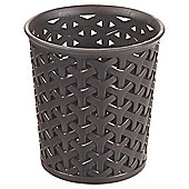 Curver My Style Small Rattan Pot - Brown