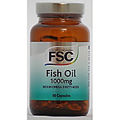 Fsc Fish Oil 1000Mg 90 Capsules