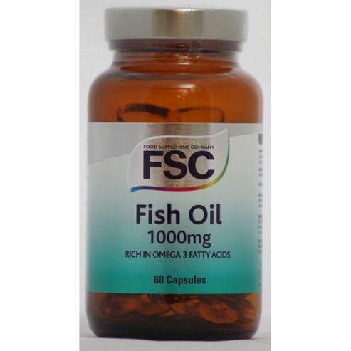 Fsc Fish Oil 1000Mg 90 Capsules