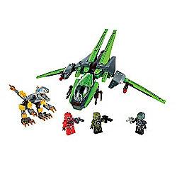 Kre-O Transformers Age Of Extinction Lockdown Air Raid Set
