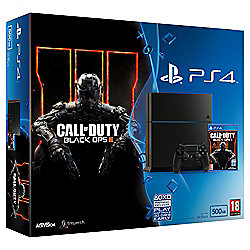 Call of Duty: Black Ops III PS4 Bundle, 500GB