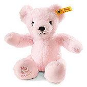 My First Steiff Teddy Bear (Pink)