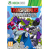 Transformers - Devastation XBOX 360