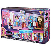 Barbie Rock N Royals Transforming Stage Playset
