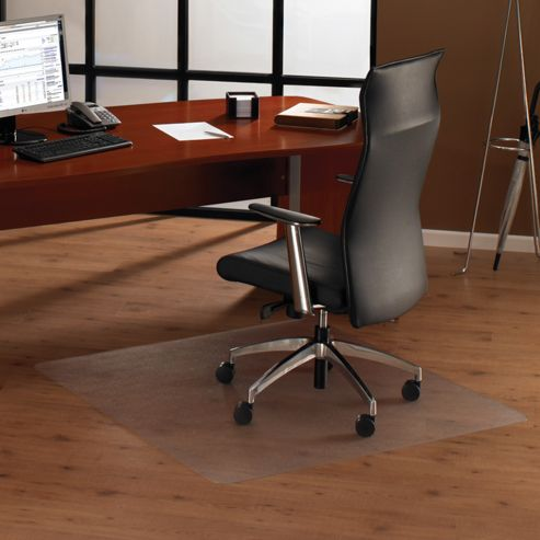 Floortex Anti Slip Chairmat 119x89cm