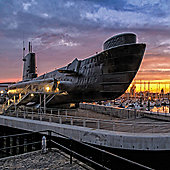 Portsmouth Historic Dockyard Annual Pass for Two and Guidebook