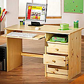 Sirus - Wooden Office Storage Desk / Workstation