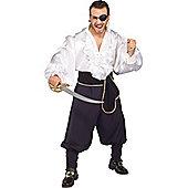 Swashbuckler - Adult Costume Size: 40-44