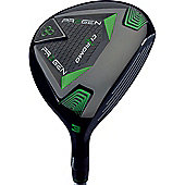 Progen Mens Chromo Fairway Woods Flex R Loft 3 Wood (15 Deg.)
