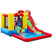 Jump & Splash Bouncy Castle Adventure Zone