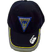 Canterbury Warrington Wolves Rugby League Supporters Baseball Cap
