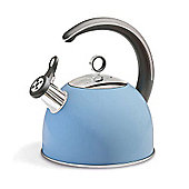Morphy Richards 974753 Cornflower Blue Whistling Kettle