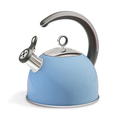 morphy richards 974753 cornflower blue whistling kettle. Black Bedroom Furniture Sets. Home Design Ideas