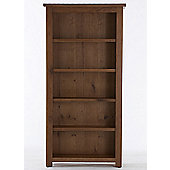 Thorndon Farmhouse Large Bookcase in Old Oak