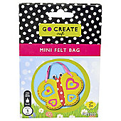 T. Go Create Mini Felt Bag