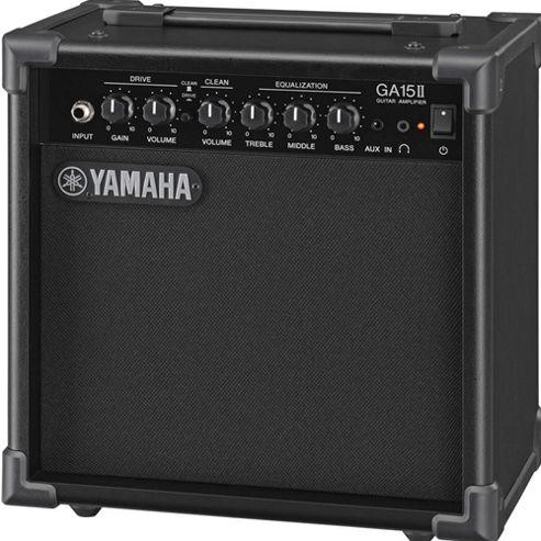 Yamaha GA15II - 15 Watt Electric Guitar Amp