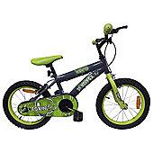 """Silverfox Toxin 16"""" Kids' Bike"""