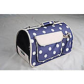 Eden.H Limited Spotty Pet Carrier