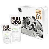 BullDog Man's Best Friend Gift Tin