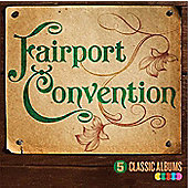 Fairport Convention - Five Classic Albums (5CD)