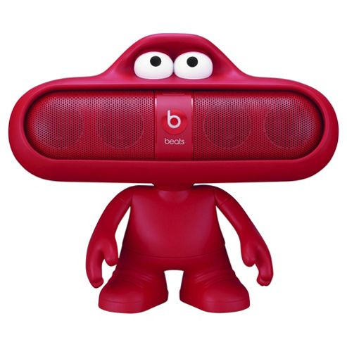 Beats by Dr. Dre Pill 2.0 Dude Portable Bluetooth Speaker holder, Red