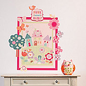 Home Sweet Home Children's Wall Stickers