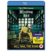 Breaking Bad - Season 5 - (Blu-Ray Boxset)
