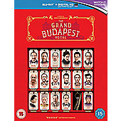 The Grand Budapest Hotel - Bluray