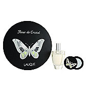 Lalique Fleur De Crystal EDP 100ML & Mirror