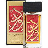 Aramis Perfume Calligraphy Rose Eau de Parfum (EDP) 100ml Spray