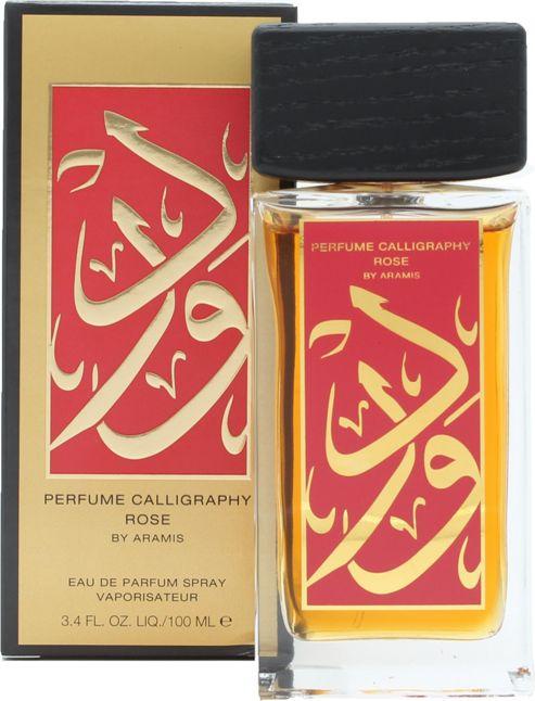 Buy Aramis Perfume Calligraphy Rose Eau De Parfum Edp